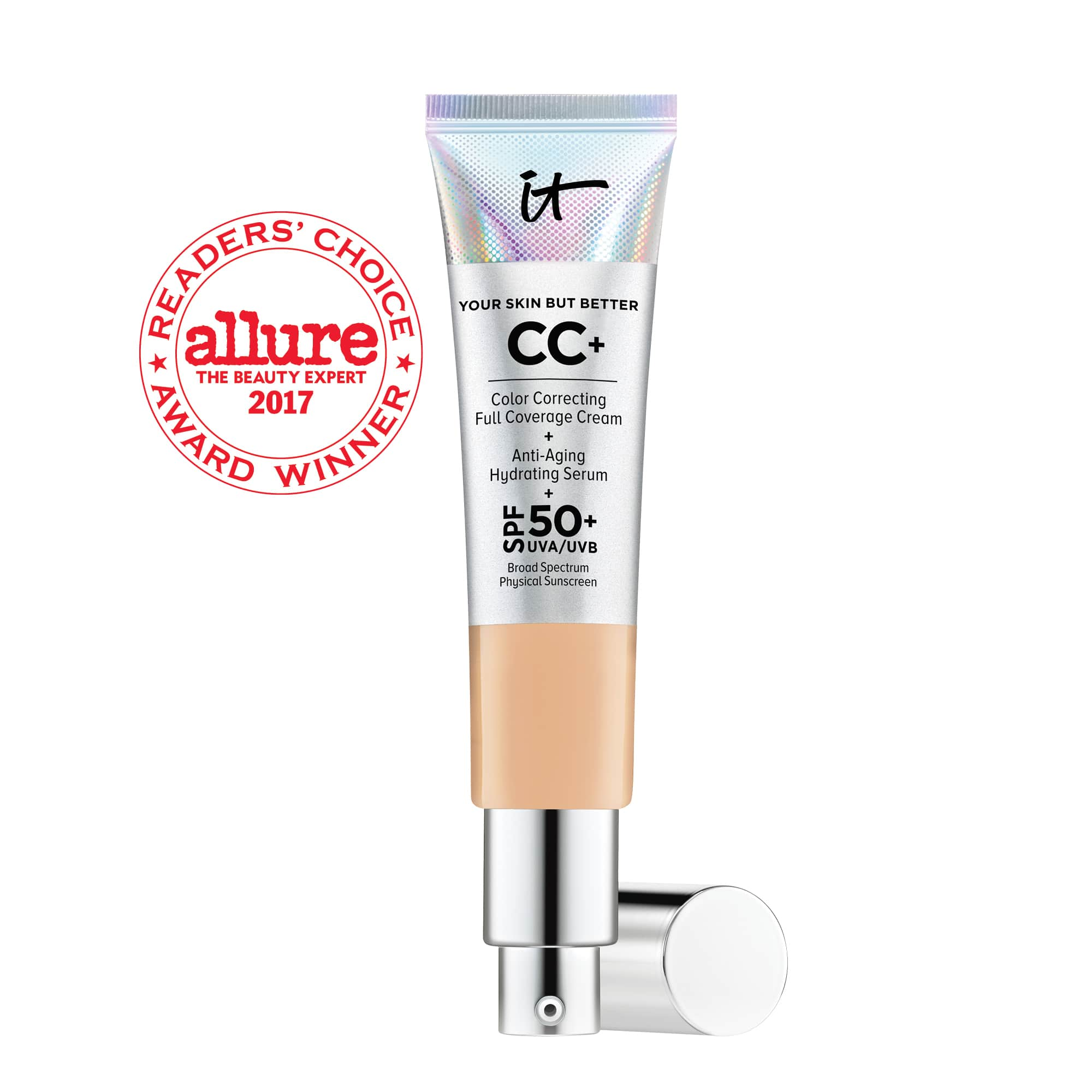 CC+ Cream with SPF 50+ | IT Cosmetics