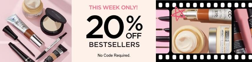 Best Sellers Week! 20% off Select Best Sellers