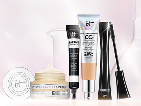 About IT Cosmetics | IT Cosmetics