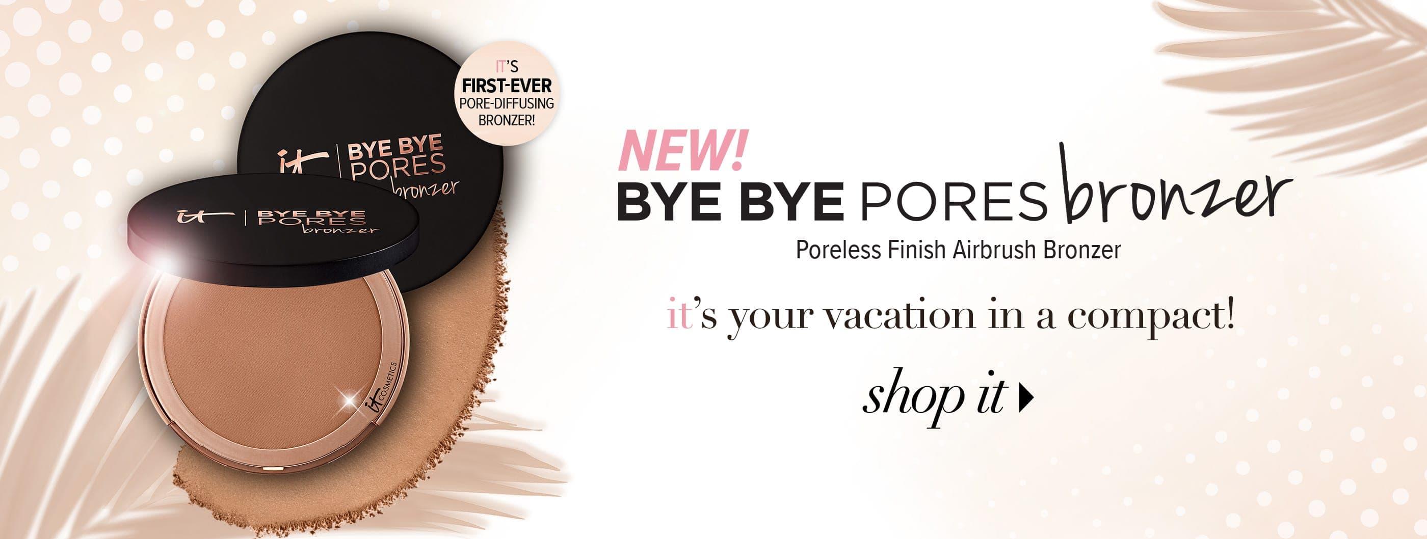 Bye Bye Pores Bronzer