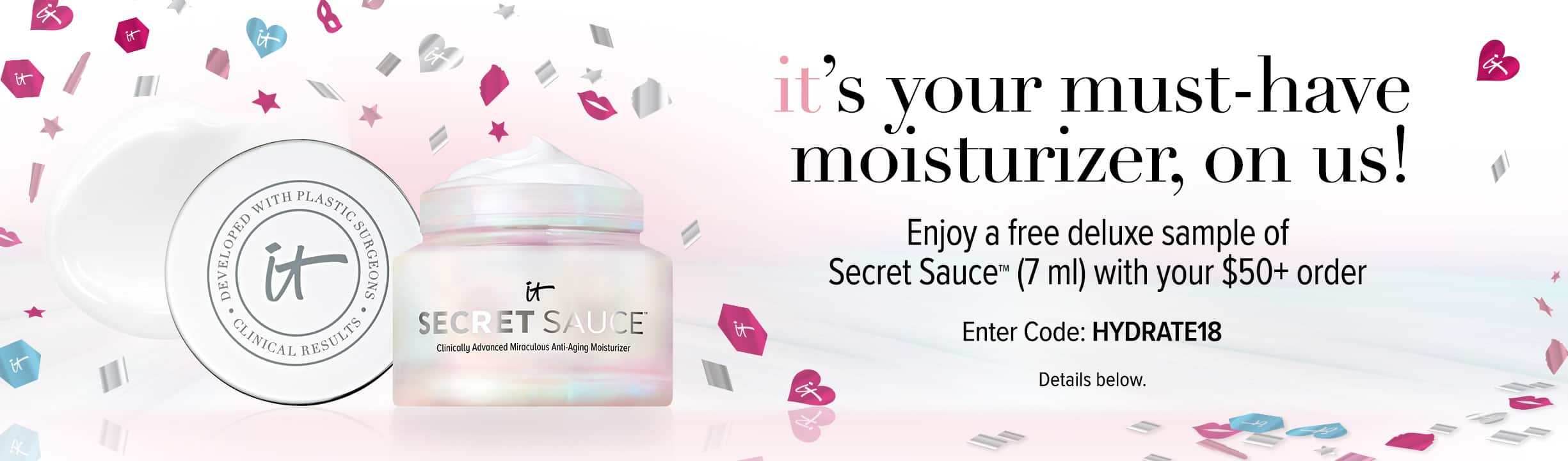 Secret Sauce GWP