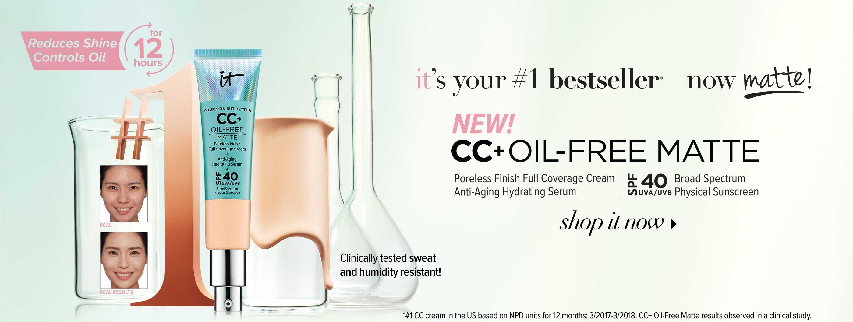 CC Oil Free